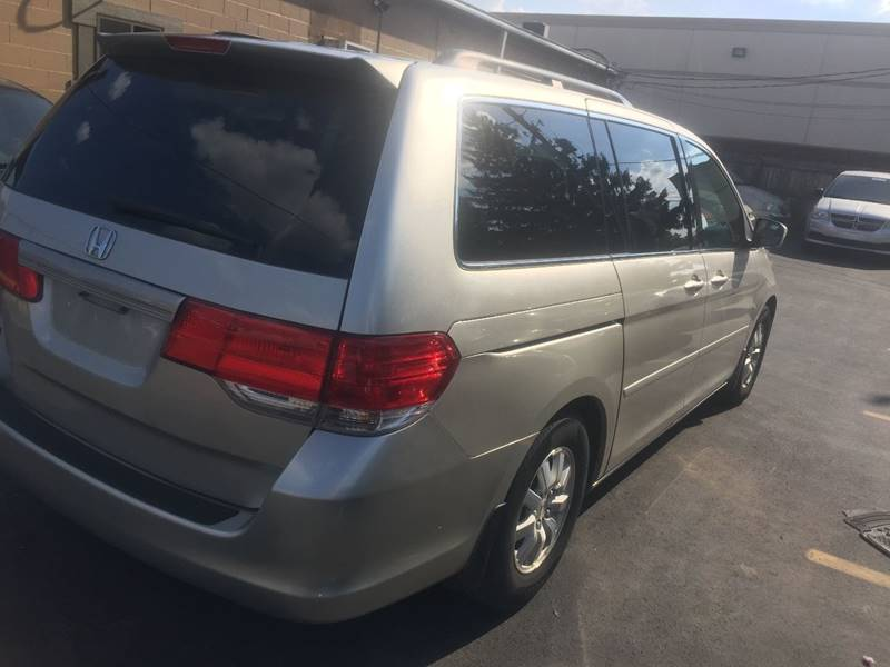 2008 Honda Odyssey for sale at Enterprise Automotive LLC in Indianapolis IN