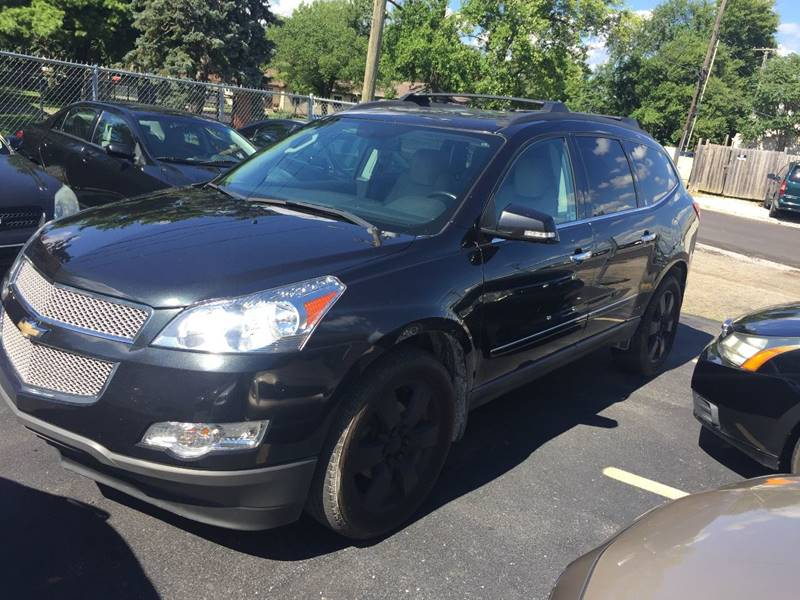 2011 Chevrolet Traverse AWD LTZ 4dr SUV - Indianapolis IN