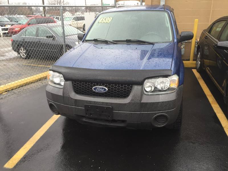 2007 Ford Escape for sale at Enterprise Automotive LLC in Indianapolis IN