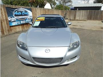 2004 Mazda RX-8 for sale in Bakersfield, CA