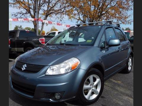 2009 Suzuki SX4 Crossover for sale in Wheat Ridge, CO