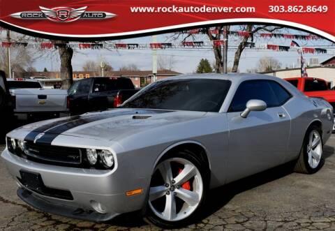 2010 Dodge Challenger For Sale >> 2010 Dodge Challenger For Sale In Wheat Ridge Co