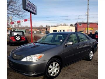 2002 Toyota Camry for sale in Wheat Ridge, CO