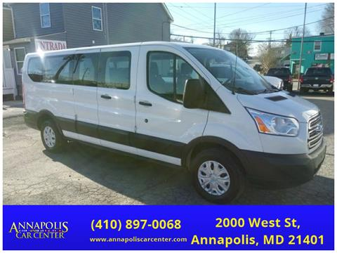 2018 Ford Transit Passenger for sale in Annapolis, MD