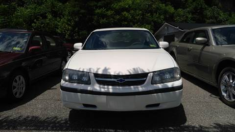 2004 Chevrolet Impala for sale in Saint Albans, WV