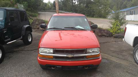 2002 Chevrolet S-10 for sale in Saint Albans, WV