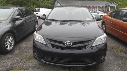 2012 Toyota Corolla for sale in Saint Albans, WV