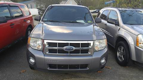 2008 Ford Escape for sale in Saint Albans, WV
