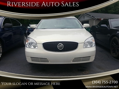 Buick Lucerne For Sale >> Buick Lucerne For Sale In Saint Albans Wv Riverside Auto