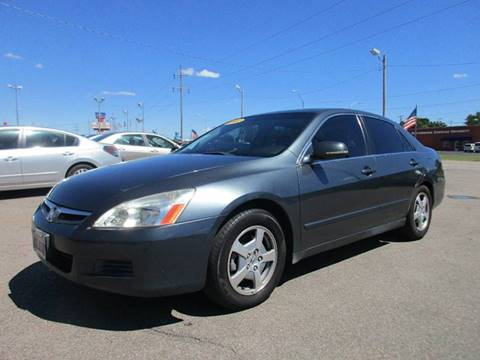 2007 Honda Accord for sale in Bethany, OK
