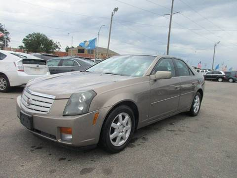 2006 Cadillac CTS for sale in Bethany, OK