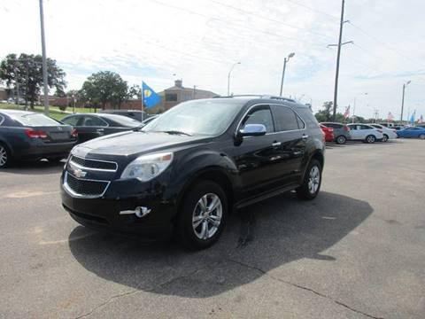 2011 Chevrolet Equinox for sale in Bethany, OK