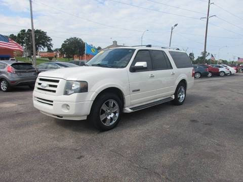 2007 Ford Expedition EL for sale in Bethany, OK