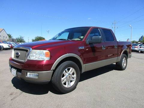 2005 Ford F-150 for sale in Bethany, OK
