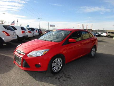 2012 Ford Focus for sale in Bethany, OK