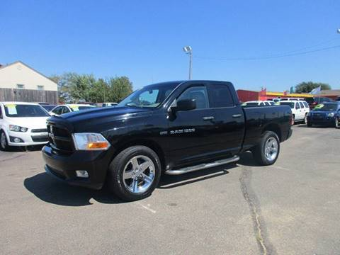 2012 RAM Ram Pickup 1500 for sale in Bethany, OK