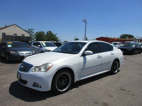2008 Infiniti M35 for sale in Bethany, OK