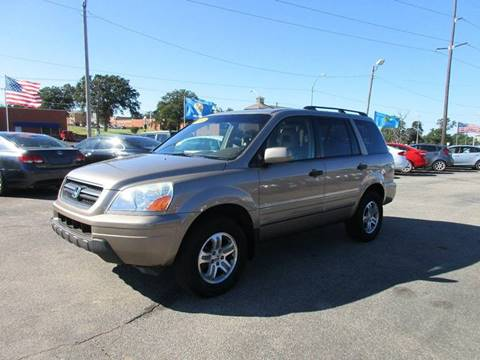 2004 Honda Pilot for sale in Bethany, OK