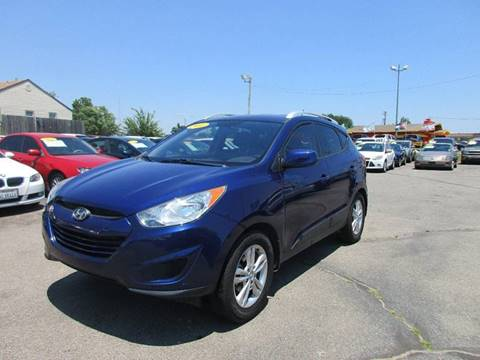 2011 Hyundai Tucson for sale in Bethany, OK