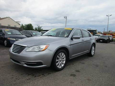 2013 Chrysler 200 for sale in Bethany, OK