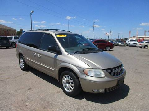 2004 Chrysler Town and Country for sale in Bethany, OK