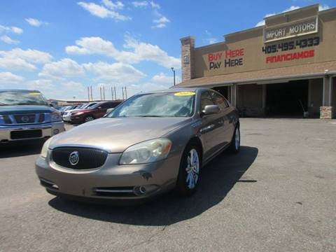 2007 Buick Lucerne for sale in Bethany, OK