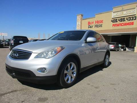 2010 Infiniti EX35 for sale in Bethany, OK