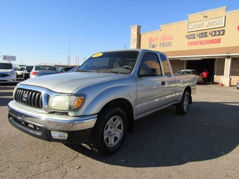 2003 Toyota Tacoma for sale in Bethany, OK