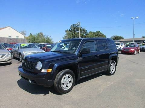 2011 Jeep Patriot for sale in Bethany, OK