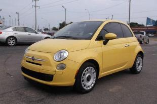 2013 FIAT 500 for sale in Bethany, OK