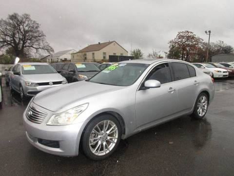 2008 Infiniti G35 for sale in Bethany, OK