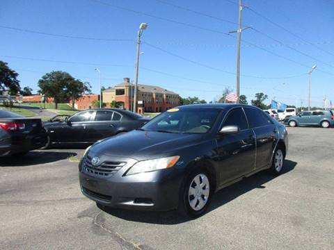2008 Toyota Camry for sale in Bethany, OK