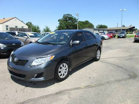 2010 Toyota Corolla for sale in Bethany, OK