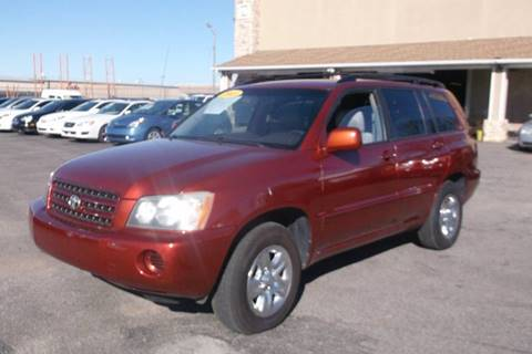 2003 Toyota Highlander for sale in Bethany, OK