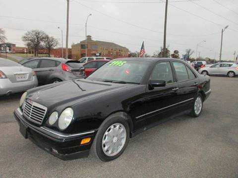 1996 Mercedes-Benz E-Class for sale in Bethany, OK