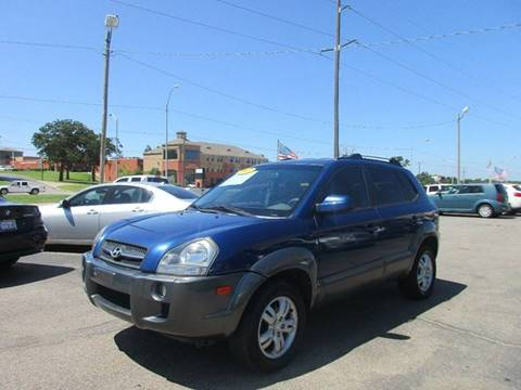 2007 Hyundai Tucson for sale in Bethany, OK