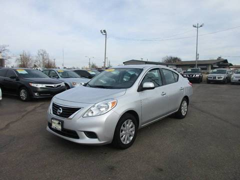 2014 Nissan Versa for sale in Bethany, OK