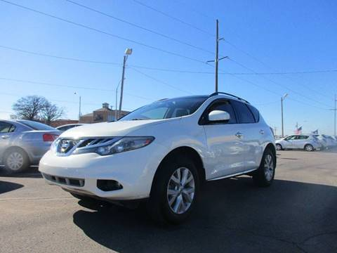 2011 Nissan Murano for sale in Bethany, OK