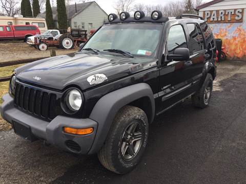 2003 Jeep Liberty for sale in Crestline, OH