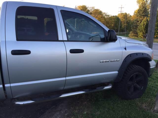 2003 Dodge Ram Pickup 1500 4dr Quad Cab SLT 4WD SB - Crestline OH