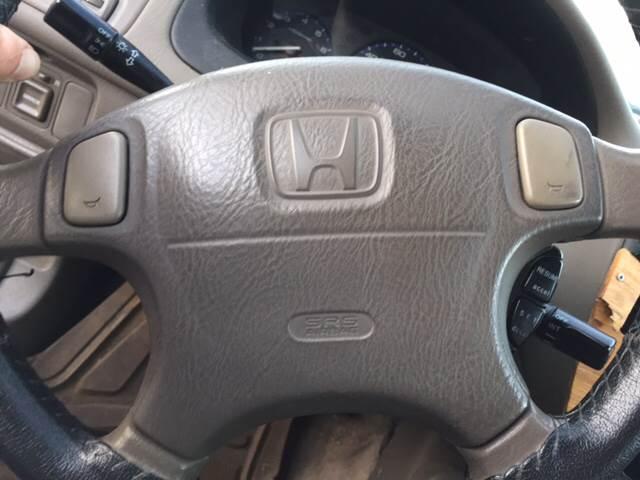 1997 Honda Civic LX 4dr Sedan - Crestline OH