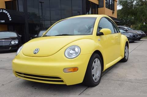 2001 Volkswagen New Beetle for sale in Fernpark FL