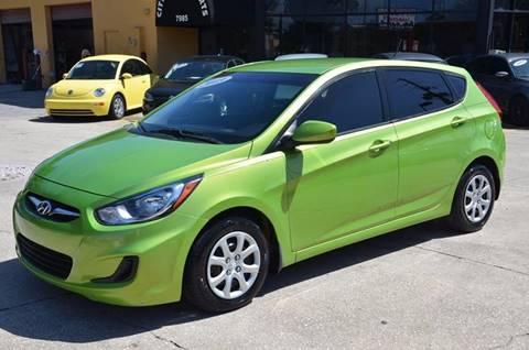 2013 Hyundai Accent for sale in Fernpark FL