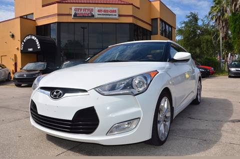 2012 Hyundai Veloster for sale in Fernpark FL