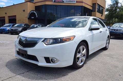 2012 Acura TSX for sale in Fernpark, FL