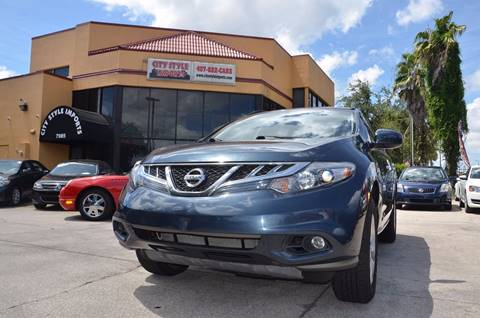 2013 Nissan Murano for sale in Fernpark, FL