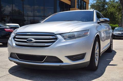 2014 Ford Taurus for sale in Fernpark FL