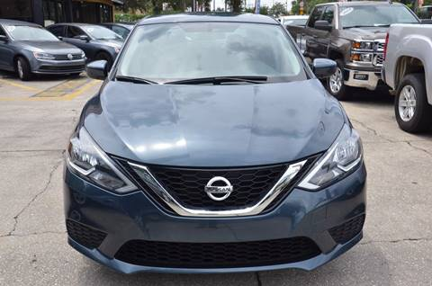 2016 Nissan Sentra for sale in Fernpark FL