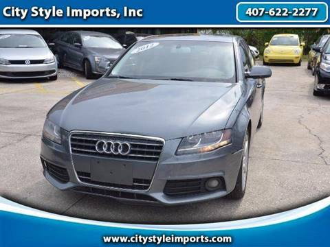 2012 Audi A4 for sale in Fernpark FL
