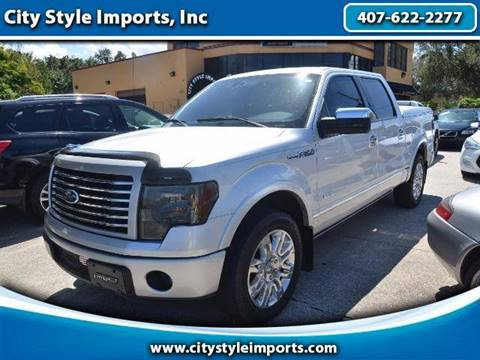 2011 Ford F-150 for sale in Fernpark FL
